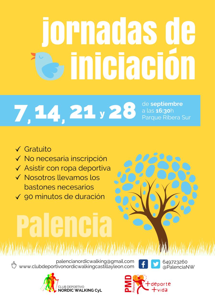 Iniciación 2017 Palencia - IBNW